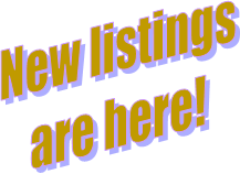 New listings
